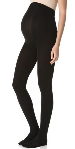 Plush Maternity Fleece Lined Tights -- wish i'da known about these last year!