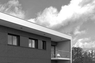 Casa Envolvent Client // Promocions Arquitectòniques EAC S.L. Lliçà d'Amunt _ Urb. Can Farell (Spain)