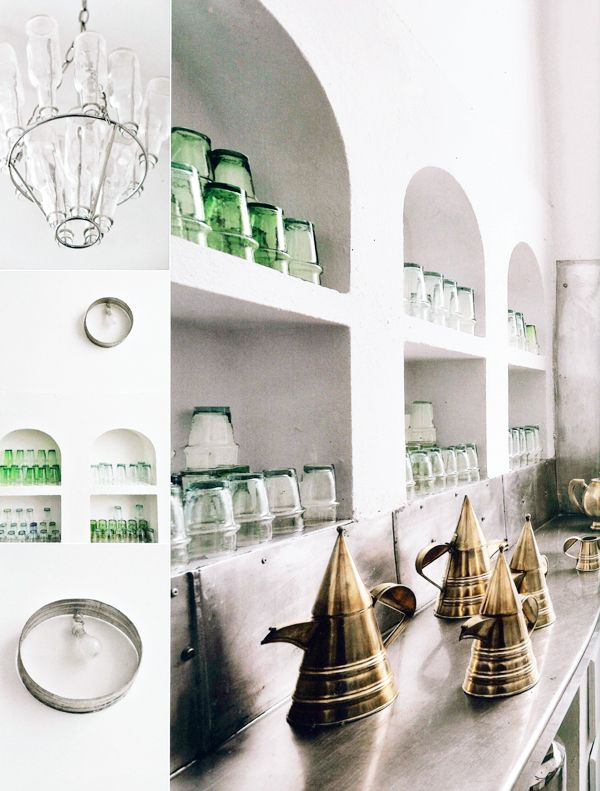 Gorgeous Moroccan kitchen, Dar Kawa
