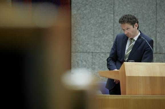 "Dutch Eurogroup head Jeroen Dijsselbloem has hinted that the eurozone has its eye on future Cypriot gas revenues as a way for the island to repay - with interest- its €10bn loan from the troika. ""As part of the intervention in Cyprus, the banking sector has more or less wrung its neck. The IMF expects a contraction of 50pc. The country must cut back, increasing taxation and tourism. So our thoughts go immediately to the recently discovered gas field off the coast of Cyprus."""