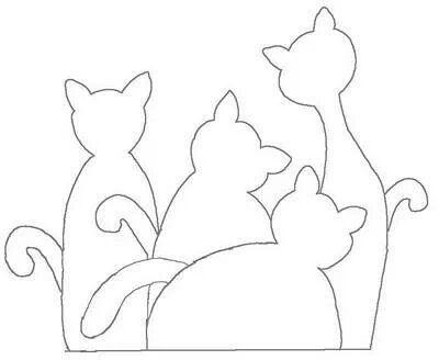 Patron gatos