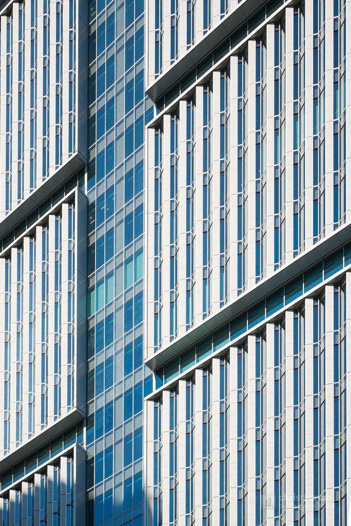 Tokyo Garden Terrace Kioicho, Kioi Tower (東京ガーデンテラス紀尾井町 紀尾井タワー). -  Designed : Kohn Pedersen Fox Associates (外装デザイン:コーン・ペダーセン・フォックス). Architect : Nikken Sekkei (設計:日建設計).