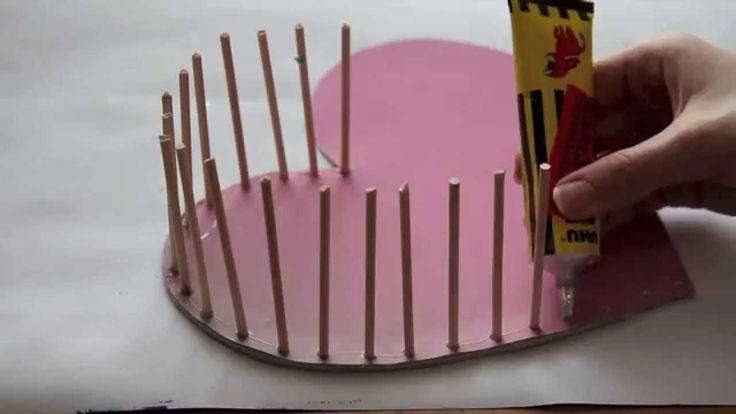 how to make a paper fan that spins