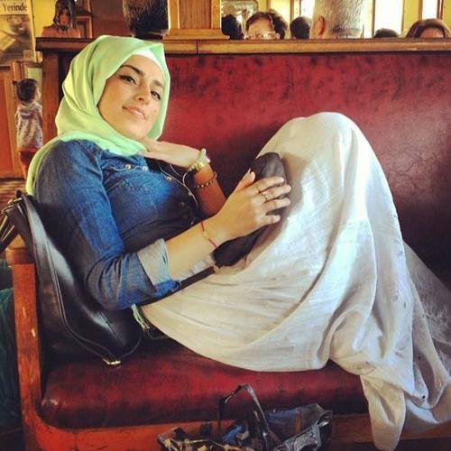 cute! #hijabi #hijab #style #fashion