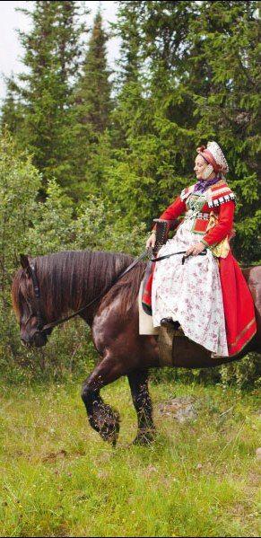 Scandinavian Folklore Clothes