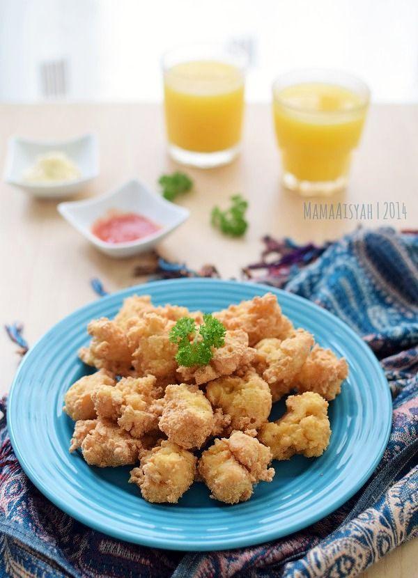 Recipe|Dapur Mama Aisyah: Tahu Kribo Cemilan simpel, mudah dan murah meriah :D