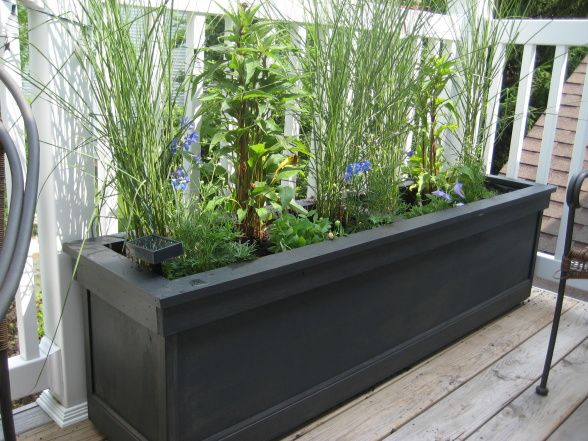 25+ unique Balcony planters ideas on Pinterest | Balcony ...