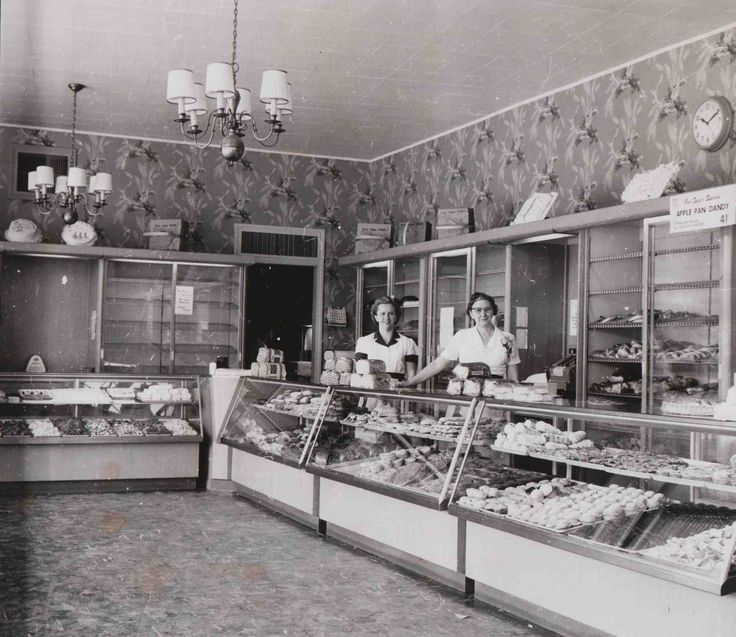 Hough Southgate, 1955 // I Remember Hough Bakery // Founded 1903 And The  Remaining Stores Closed Abruptly In Check Out Archieu0027s Lakeshore Bakery At  14906 ...
