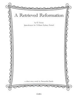 a retrieved reformation This solves the crux of the problem here, ben price is confident that jimmy  valentine could, in a way, dodge the judiciary he was to serve full.