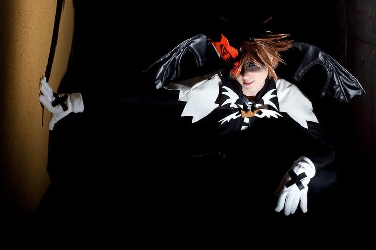 Sora Nightmare Before Christmas Costume.Nightmare Before Christmas Ukulele Decorating Ideas