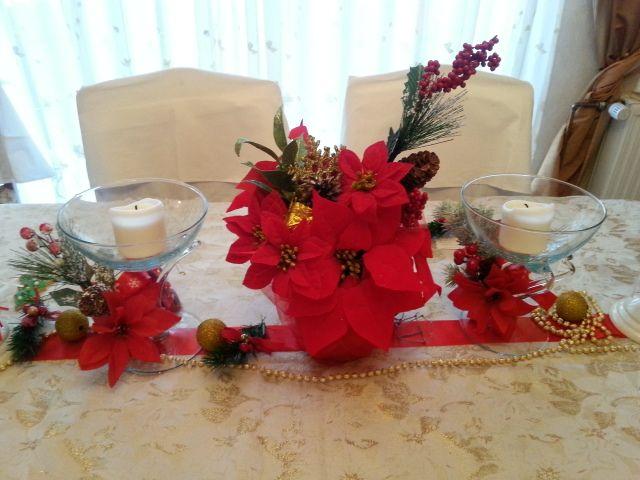Mój świąteczny stół :)