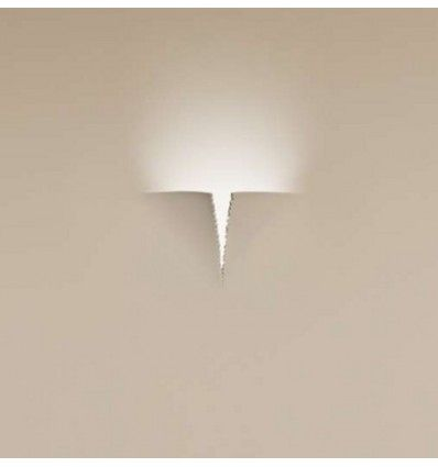 Applique incasso BF-2371 LED 7W gesso parete scomparsa cartongesso muro interno
