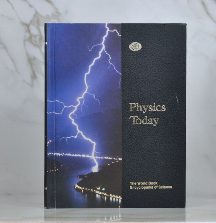 Vintage The World Book Encyclopedia of Science Volume 2 Physics Today 1991 Hardcover - Statics - Matter - Dynamics - Heat - Radiant Energy by winterparkcollect on Etsy