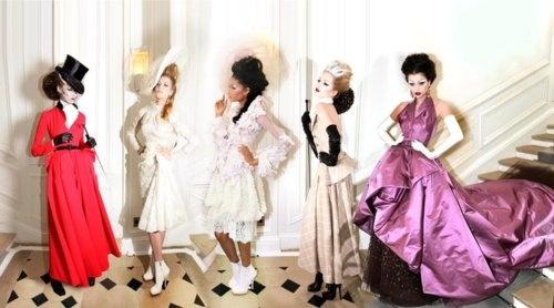 Old fashioned fashion
