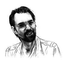 Daniel Canogar  http://www.dialogosdecocina.com/2013/index.php?option=com_content=article=97=194