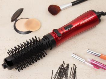 Escova Modeladora Rotativa Philco 1000W - Placas Térmicas em Cerâmica - Spin Brush