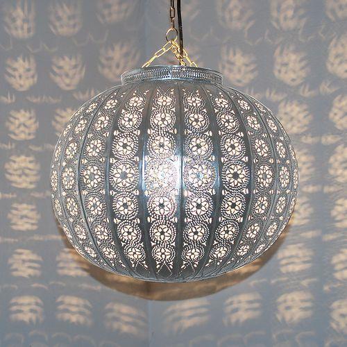 Orientalische Marokko Lampe Marokkanische Hangeleuchte