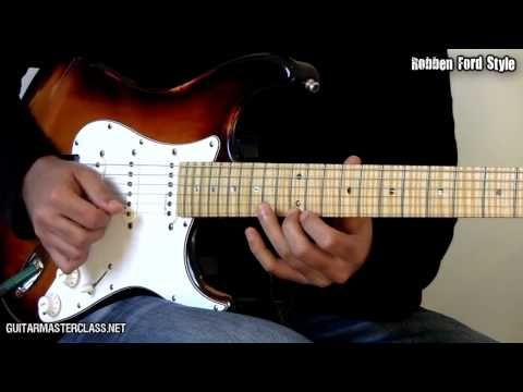 Learn To Solo - Major And Minor Blues Pentatonic Soloing Made Easy - Guitar Lesson - YouTube