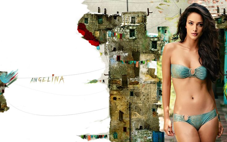 Angela Jonsson is an Indian model and actress who shot to fame after she won the Kingfisher Calendar Model Hunt in 2011. http://www.wallpapergang.com/Bollywood-Female-Actress-wallpapers/Angela-Jonsson/