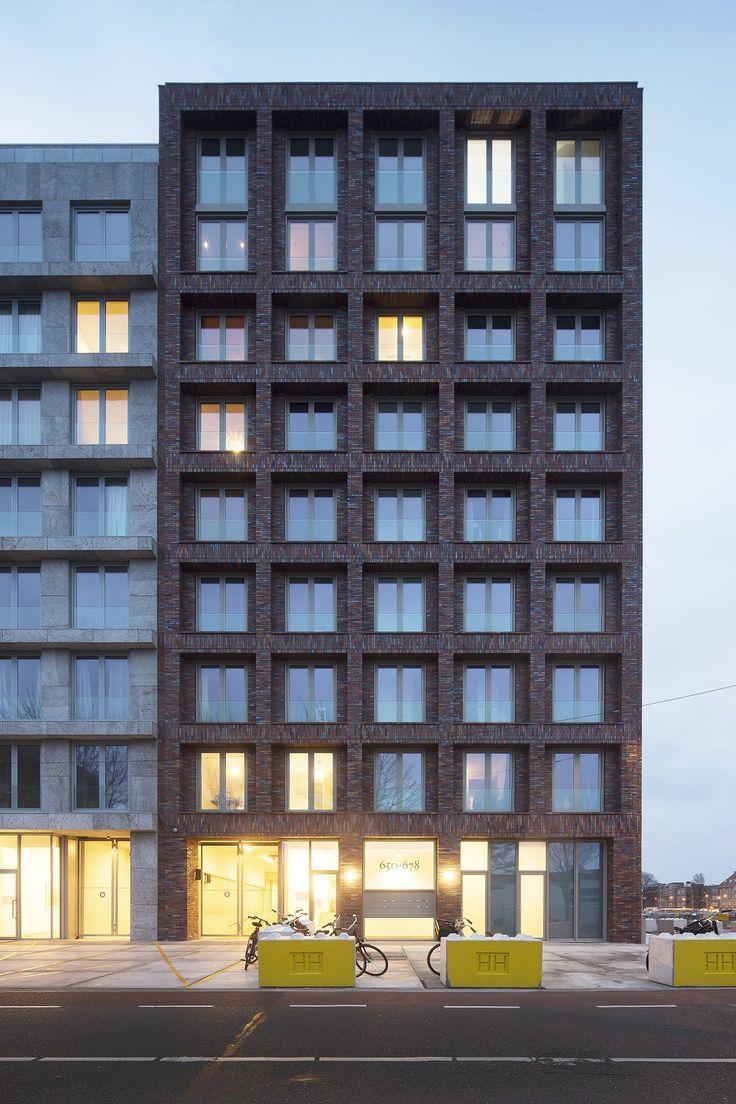Foto: Luuk Kramer. Brick ArchitectureMinimalist ArchitectureArchitecture  OfficeOffice BuildingsResidential ...