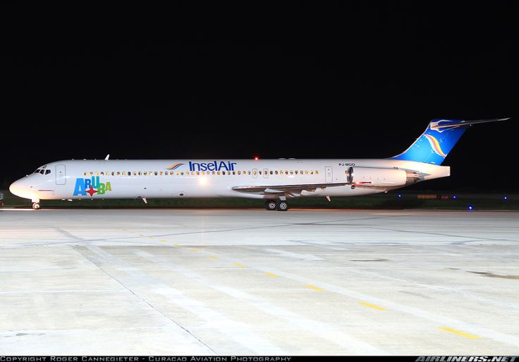 McDonnell Douglas MD-82 (DC-9-82) - Insel Air Aruba   Aviation Photo #2020774   Airliners.net