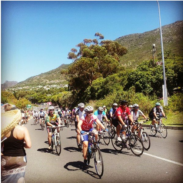 Cape Argus Cycle Tour. Are you planning on watching this weekend? These are the best spots --> http://www.news24.com/Travel/South-Africa/Where-to-watch-the-Cycle-Tour-20140306