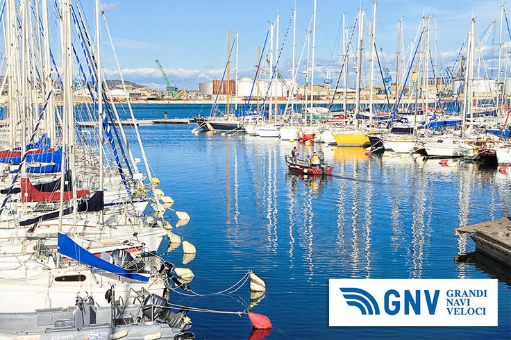 Boats in the harbor of  #Sete with colorful reflections, captured during winter. #Sete - fascinating small town known as the Venice of Languedoc. Discover #GNV routes from/to #Sete here: http://www.gnv.it/en/ferries-destinations/s%C3%A8te-ferries-france.html