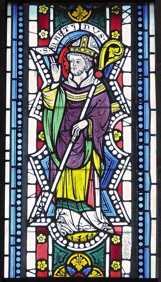 11-11-2013 | Saint Martin | Sint Maarten | Glass-stained | Glas-in-lood | 1340-50 | Kärnten, Österreich.