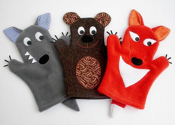 картинки театр рукавичек