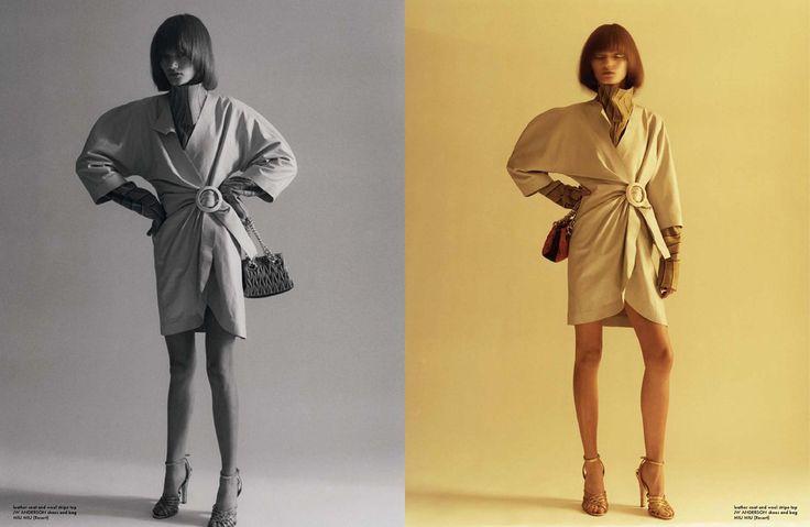 fashion copious peyton knight mayka merino by robi rodriguez for re edition winter 2015