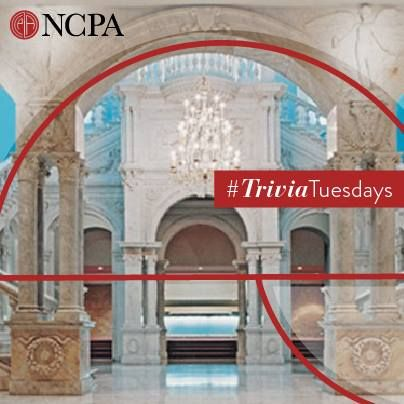The magnificent marble staircase of Jamshed Bhabha Theatre was donated to #NCPA by Sir Dinshaw Petit.