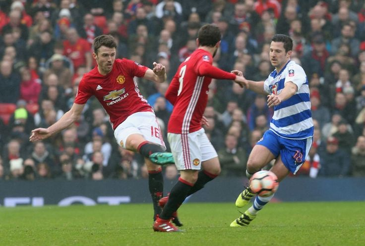 Manchester United vs Reading - FA Cup Third Round - Old Trafford - Mirror Online