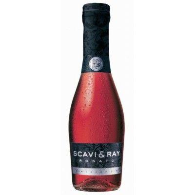 Frizzante Rosato Piccolo Scavi & Ray (12 kleine flesjes)