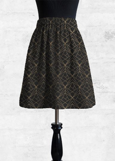 Buy Cheap Many Kinds Of Outlet Inexpensive Cupro Skirt - bookcase skirt by VIDA VIDA VkWaKbHf