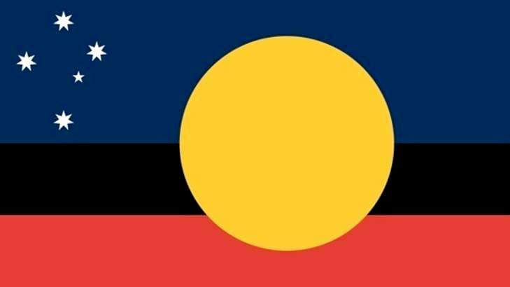 John Warwicker's take on the Australian flag. #Ausflags