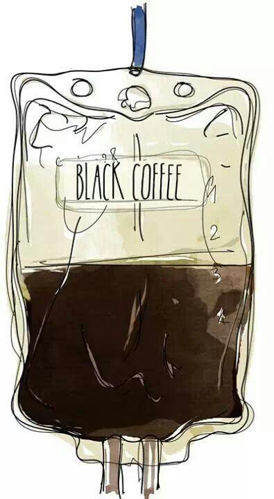 COFFEE I need mine white blood cells (CREAM)
