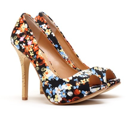 SO CUTEFlowery Heels, Clothing, Bennett, Solesociety, Floral Heels, Open Toes, New Shoes, Toes Pump, Sole Society