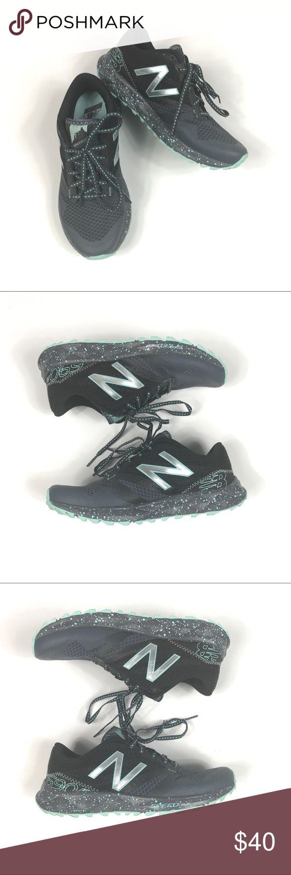 New Balance Trail Running Shoes Size 7 Gray Women's Size 7  Used once. See photos for actual pair! Soles a little dirty from the one use, but otherwise in like new condition.  Feel free to ask any questions!   More:  New Balance 690 V1 Grey Teal Trainers  Stay comfortable on the trail in the 669 V1 Trail Walking Shoe from New Balance.Leather and mesh upper in a trail walking shoe style with a round toe;Lace up front;New Balance N detail;TPU overlay;Smooth lining, cushioning insole;ABZORB…