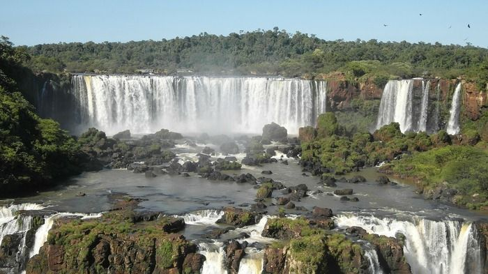 Falls - Picture Perfect: The Best Photo Spots in South America