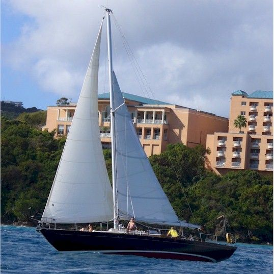 If you ever find yourself in st Thomas book a sail with them. Fabulous experience!