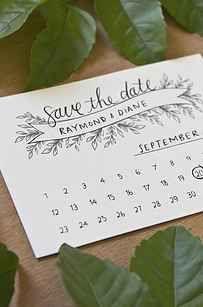 free wedding save the dates