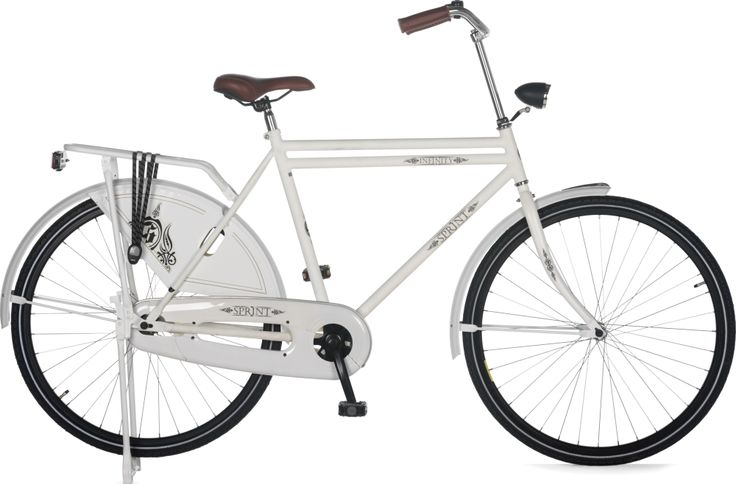 De Matra Opafiets heeft een sterk Hi-Tenile wit frame. De fiets is voorzien van een terugtraprem en bevat 28 inch wielen, de fiets is makkelijk in handeling en ligt zeer goed op de weg. De fiets beschikt over een voor en achter licht, een gesloten kettingkast en een stevige bagagedrager.