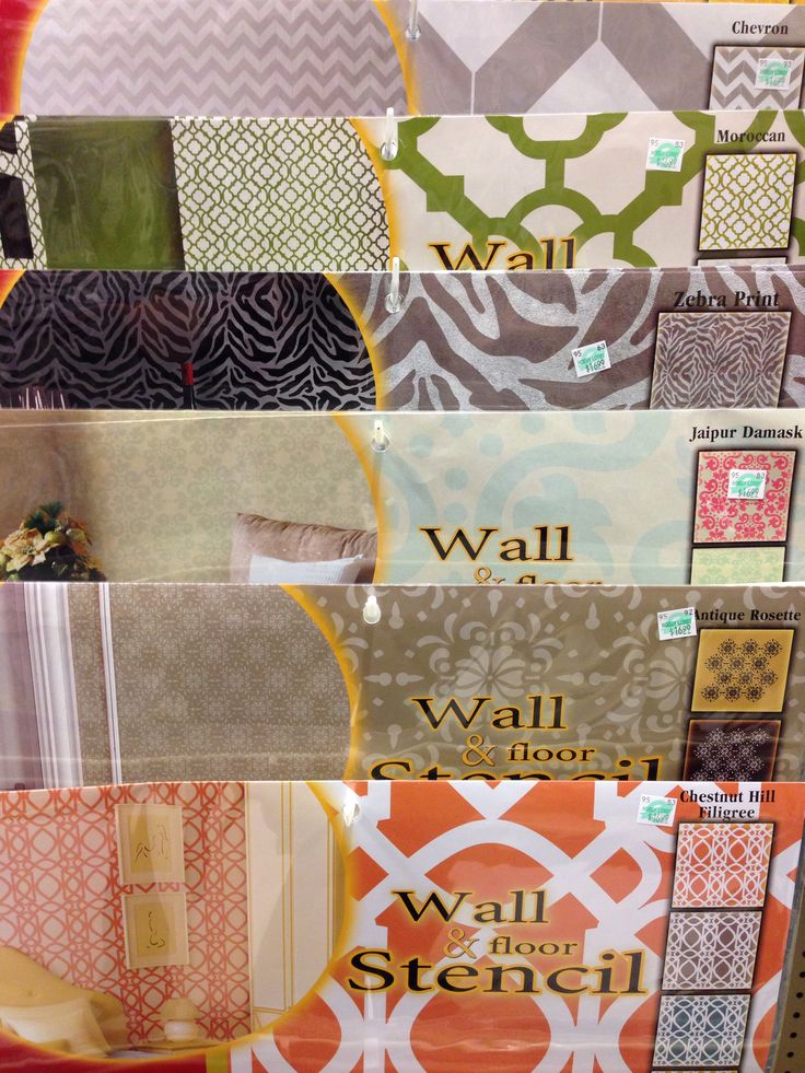 Wall Stencil Patterns Hobby Lobby : Wall stencils hobby lobby projects for nap time