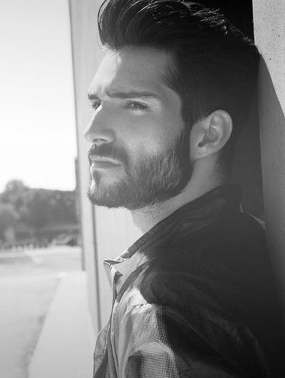 barbe courte