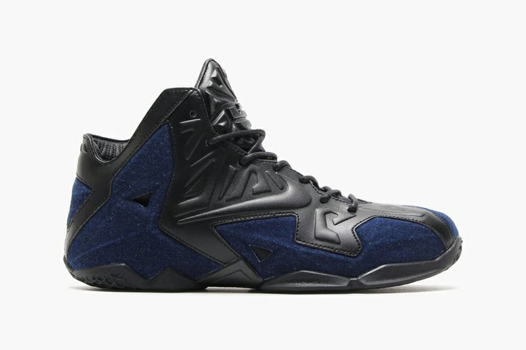 #Nike Lebron XI Denim #sneakers
