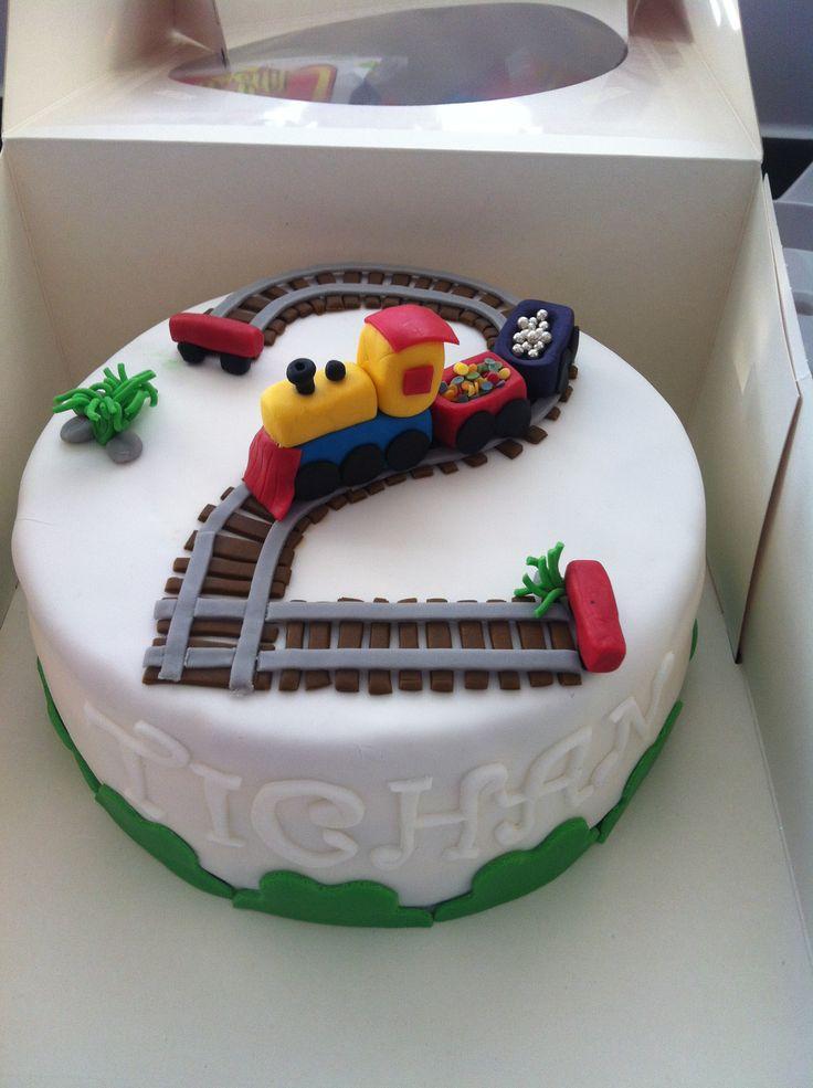 Trein taart