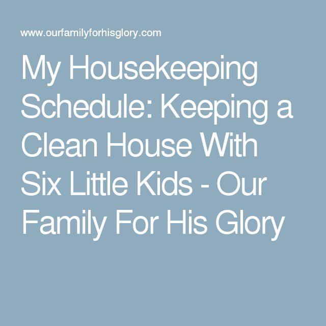 Best 25+ Housekeeping schedule ideas on Pinterest | House cleaning ...