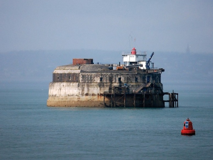 SPITBANK FORT,   Portsmouth, England -     Sure, the utilitarian exterior might not make for the prettiest-looking hotel, but what the Spitbank Fort lacks in beauty, it makes up for in exclusivity. The hotel is its own private island destination, accessible only by boat from nearby Gosport. It was built in the late 1800s to fend off an attack from Napolean III, but now it's home to eight luxury bedrooms and a rooftop sundeck with 360-degree sea views.