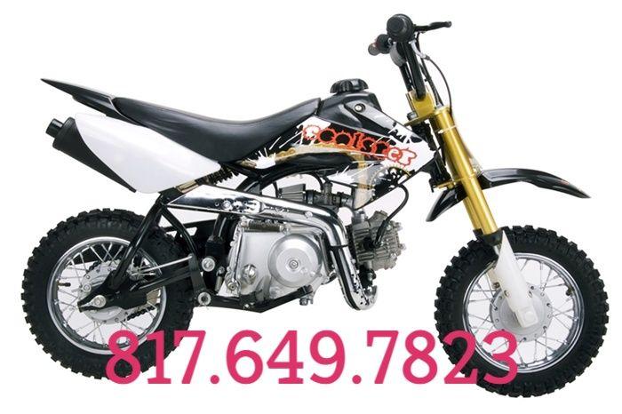 High End Dirt Bike Pit Bike 70CCSale Price: $399.00