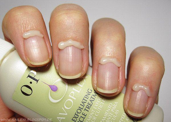 [Nagelpflege] Nagelhaut entfernen und pflegen – Beauty